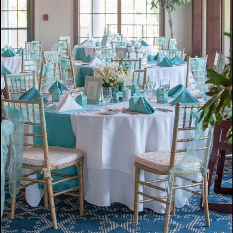 gorgeous tiffany blue silver wedding decorations i m