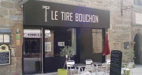 le tire bouchon lannion 8 rue de keriavily restaurant