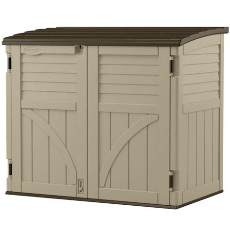 small outdoor storage cabinet incredible shop small outdoor storage at lowes tall