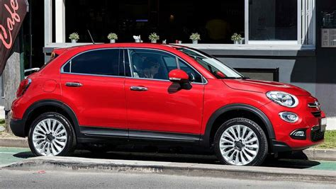 Fiat 500 X by Fiat 500x Lounge 2017 Review Carsguide