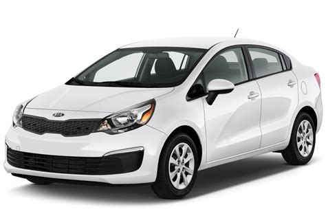KIA Car : 2016 Kia Rio Reviews And Rating