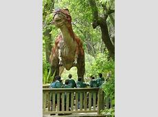 Zoorassic Park at Franklin Park Zoo Boston Central