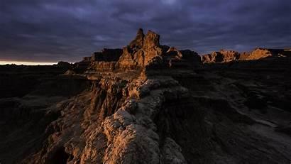 South Dakota Desktop Badlands Park National Wallpapers