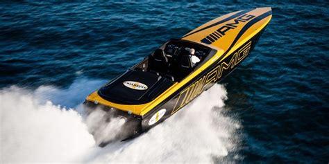 Cigarette Boat Wave by Wave Runner Cigarette Racing X Mercedes Amg Marauder Gt S