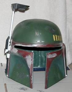 Cone Of Light Ear Location Boba Fett Don Post Helmet Customization Guide Some Time