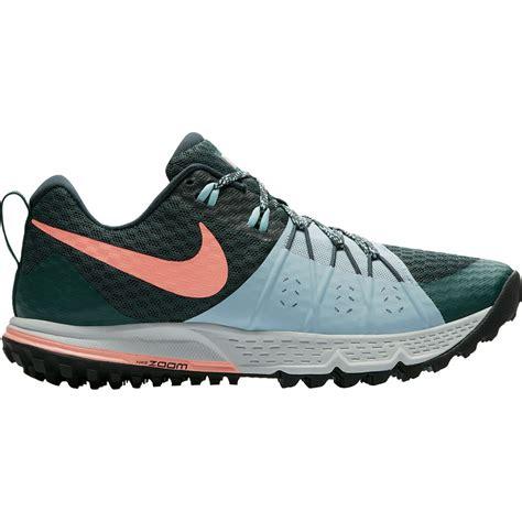 nike air zoom wildhorse  trail running shoe womens backcountrycom