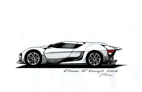 Citroen Gt Concept By Haemoglobin7292 On Deviantart