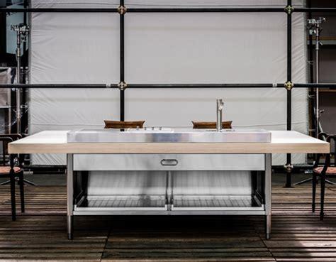 Alpes Inox Liberi In Cucina Idee Di Design Per La Casa