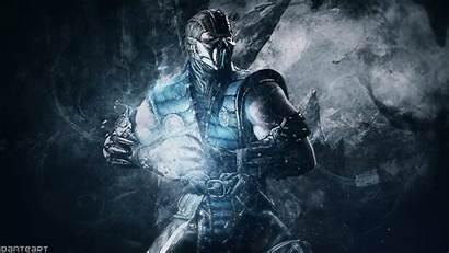 Mortal Zero Sub Kombat Cryomancer Klassic