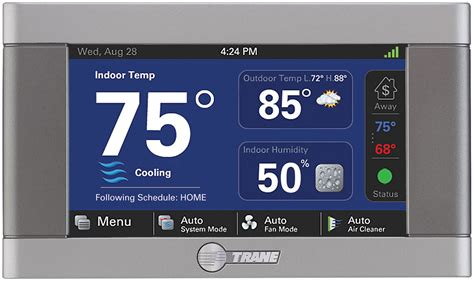 Trane XL850 (TCONT850) Thermostat