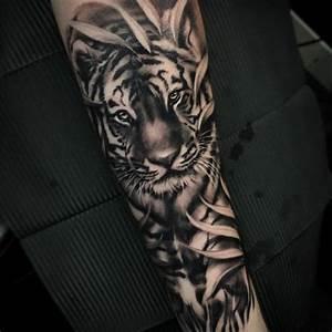 25+ best Tiger Tattoo Sleeve ideas on Pinterest | Sleeve ...