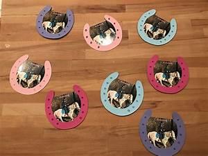 Pinata Basteln Pferd : einladung pferde party geburtstagseinladung hufeisen pony kindergeburtstag pinterest horse ~ Frokenaadalensverden.com Haus und Dekorationen