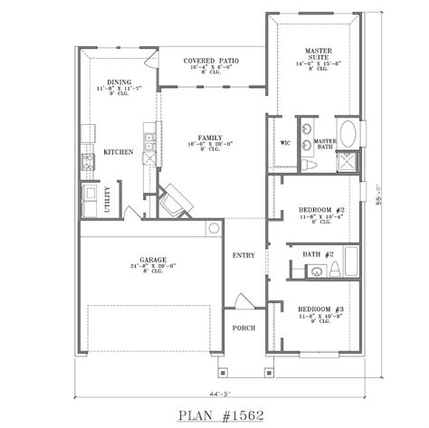 a house floor plan three bedroom house plans plan floor plan decorate my