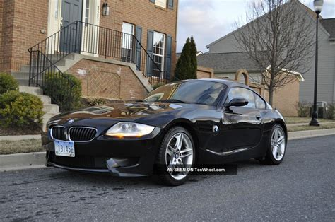 2008 Bmw M by 2008 Bmw Z4 M Coupe Coupe 2 Door 3 2l