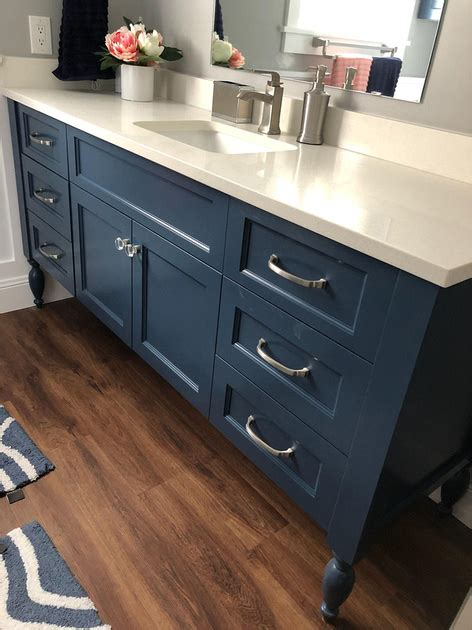 seans woodworking bathroom vanities navy blue