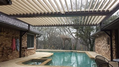 louvered patio covers dallas dallas patio cover designs rustic with louvered pergola