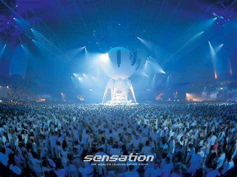 Sensation White @ Lisbon, Portugal  Musique électronique
