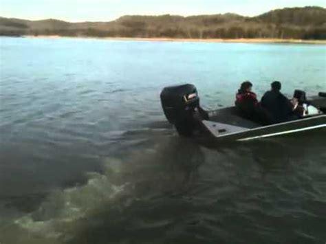 Flat Bottom Boat Jet Drive by Mercury 225 Jet Drive On Flat Bottom Boat Youtube