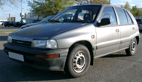 Daihatsu Charade History, Photos On Better Parts Ltd