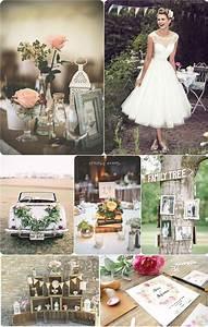 Deco Mariage Vintage : mariage id es d coration tendances 2016 mariage deco ~ Farleysfitness.com Idées de Décoration