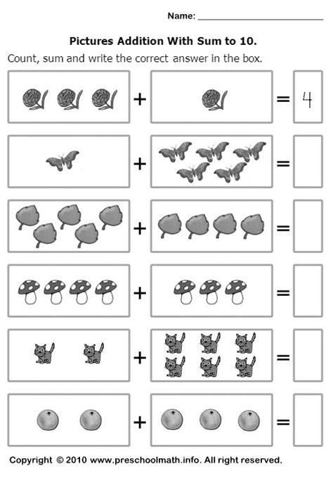 count sum  write  correct number   box