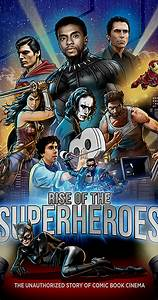 Rise, Of, The, Superheroes, 2018