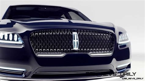 2017 Lincoln Continental Concept by 2015 Lincoln Continental Concept