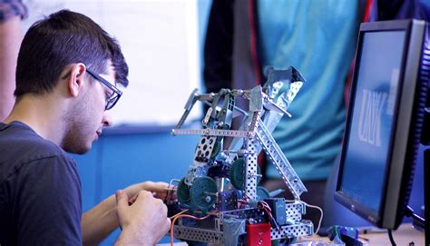 artificial intelligence class names robotics competition