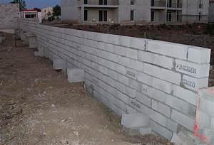 Faire Un Mur De Cloture : cloture mur good extrieur mur de clture jardin lumire ~ Premium-room.com Idées de Décoration