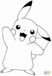 Pok U00e9mon Go Pikachu Waving