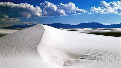 Sands Mexico Sand Dunes National Wallpapers Monument