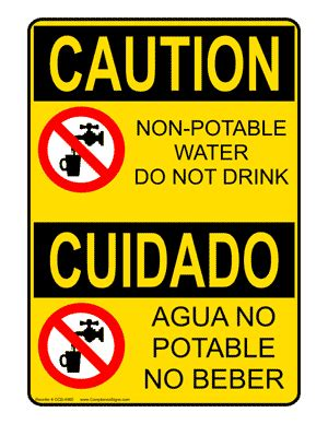 Caution (osha) Nonpotable Water Do Not Drink. Bloody Stickers. Atrial Fibrillation Signs. Illuminated Signs Of Stroke. 10.1 Logo. University Logo. Themed Stickers. Yoga Poses Signs. Scrolling Led Signs