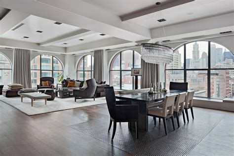 spectacular 408 greenwich street loft in tribeca new york caandesign architecture and home