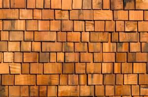 Cedar Shake Siding Texture