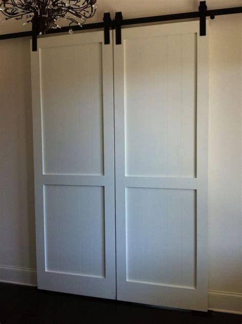 Custom Barn Doors  Double Doors  Inspiration & Ideas