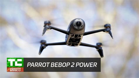 parrot bebop  power drone youtube