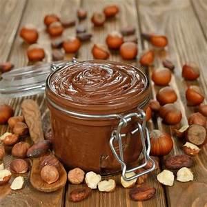 Nutella Maison Recette : recette nutella maison facile rapide ~ Nature-et-papiers.com Idées de Décoration