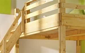 Hochbetten 140x200 Für Erwachsene : hochbett selber bauen anleitung von hornbach ~ Bigdaddyawards.com Haus und Dekorationen