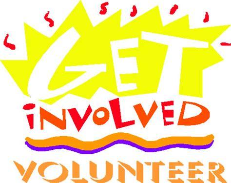 Free Volunteer Clip Art