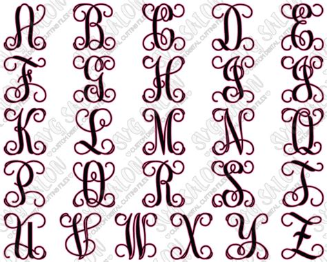 alphabet svg  alphabet svg