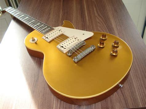 Gibson Les Paul R7 Gold Top Image (#271431) Audiofanzine