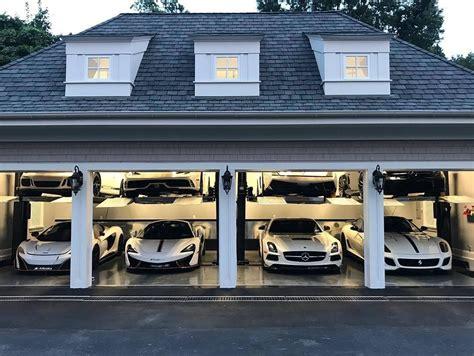 Garage Of Cars by Garage Goals Cars Rossa Luxury Garage Luxury Cars