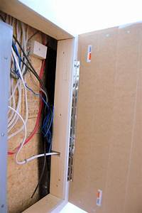 Diy Fuse Box  Electrical Panel  Cover And Basement