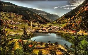 Trabzon Wonderful Natural Turkish City Autumn Turkey HD ...