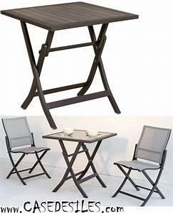 Petite Table De Jardin : table jardin petite mc immo ~ Dailycaller-alerts.com Idées de Décoration