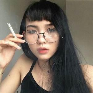 Smoking Bad Girl Ulzzang
