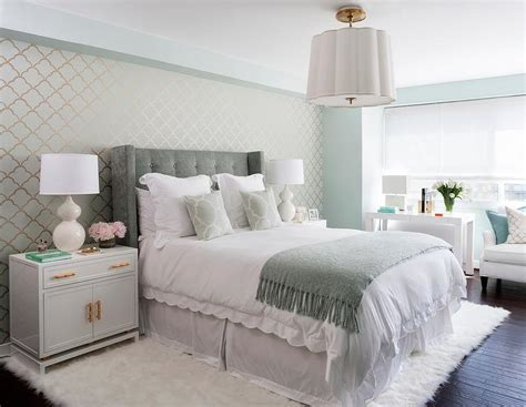 moroccan upholstered wing bedrooms riad fabric design ideas