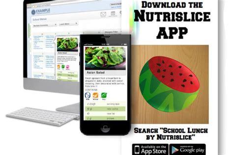menus school nutrition lincoln county schools