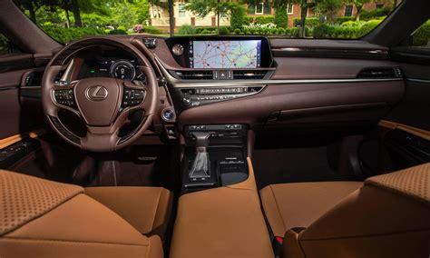 Lexus Es 350 Interior by 2019 Lexus Es Review Kelley Blue Book