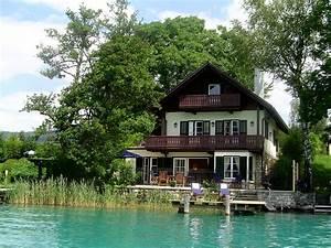 Ferienhaus Am Wasser Kaufen : seehaus mit idyllischem garten p rtschach am w rther see privathaus seehaus seeidylle haus am ~ Orissabook.com Haus und Dekorationen